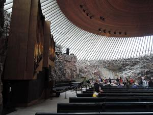 DSCN0124 Helsinki Chiesa nella Roccia